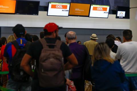 Combustível no aeroporto de Brasília acaba e afeta voos