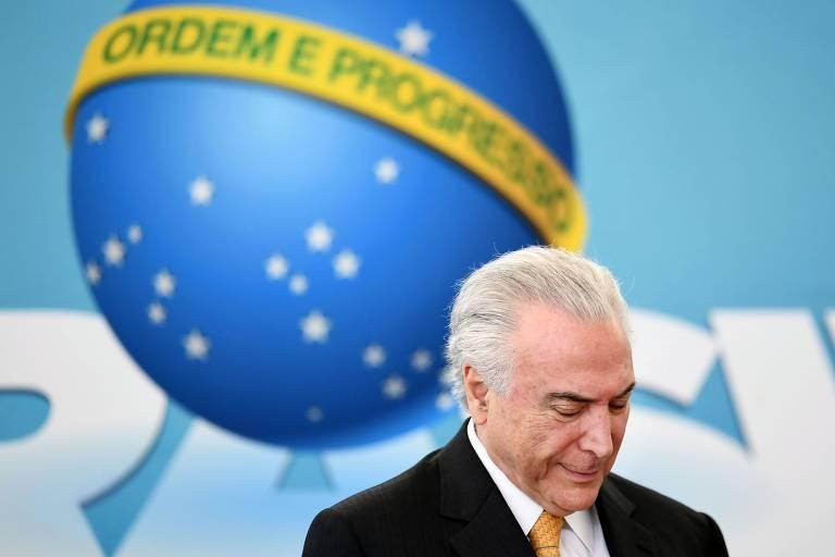 Presidente Temer participa de evento no Palácio do Planalto, em Brasília