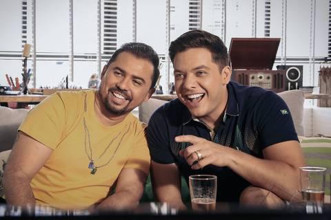 Xandy Avião e Wesley Safadão na música