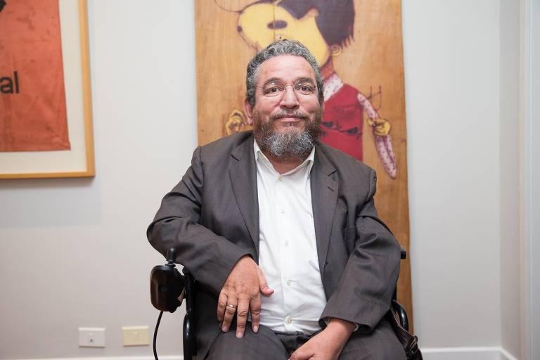 O pesquisador da Human Rights Watch Carlos Ríos-Espinosa