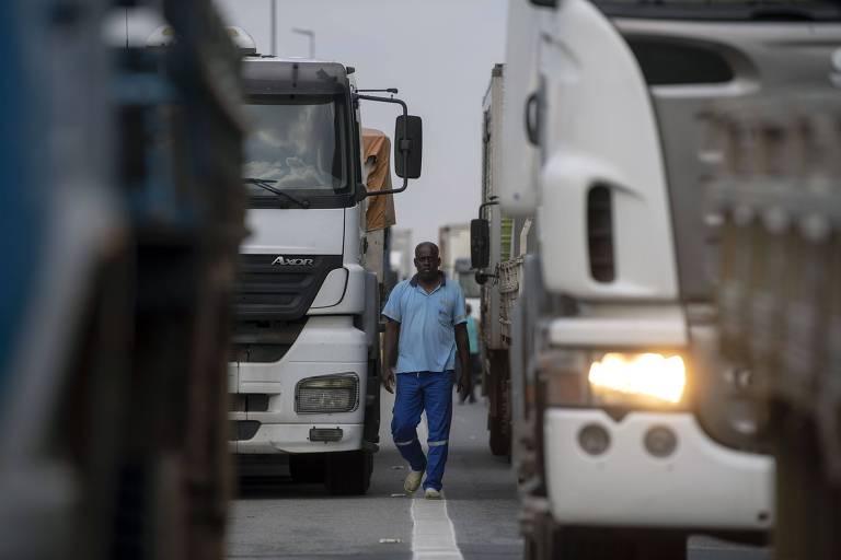 Temer vai ao STF pedir desbloqueio de estradas