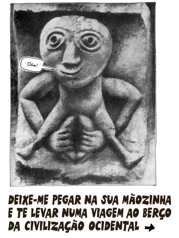 estátua de vulva