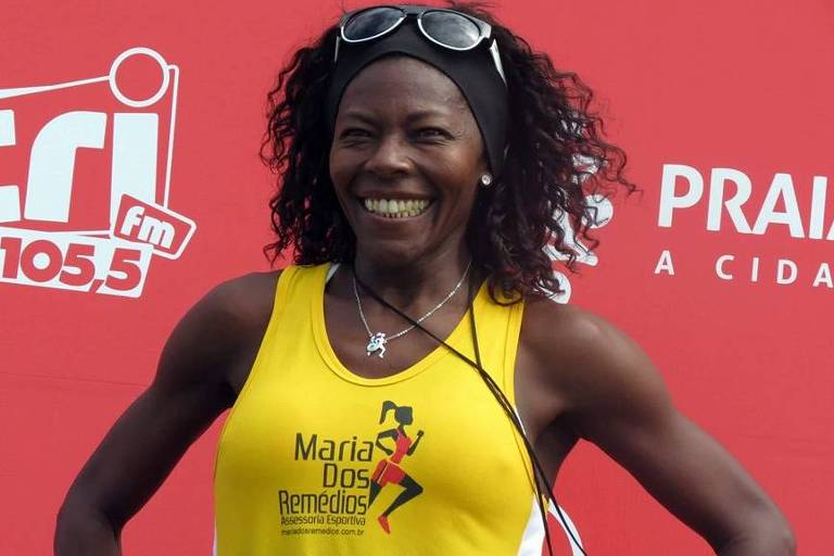 A corredora Maria dos Remédios Castro (1969-2018)