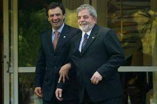 Lula E Aecio Neves