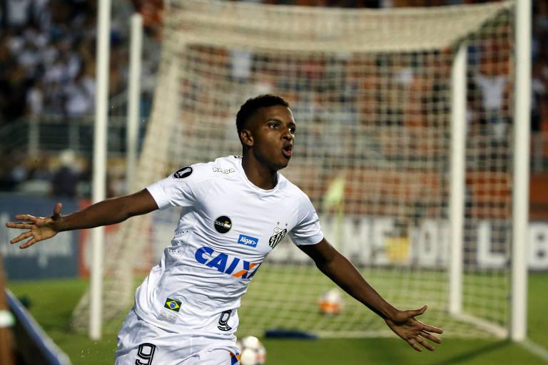 Santos enfrenta Cruzeiro com duas novidades - 27 05 2018 - Esporte ... d5f1c2e29e909