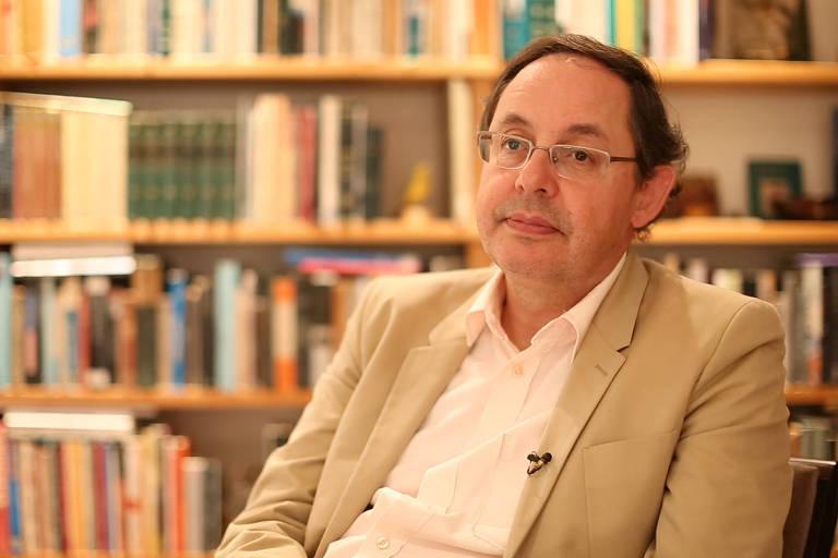 O economista Eduardo Giannetti
