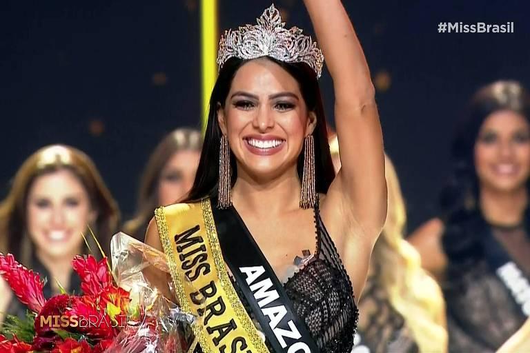 Resultado de imagem para miss brasil 2018