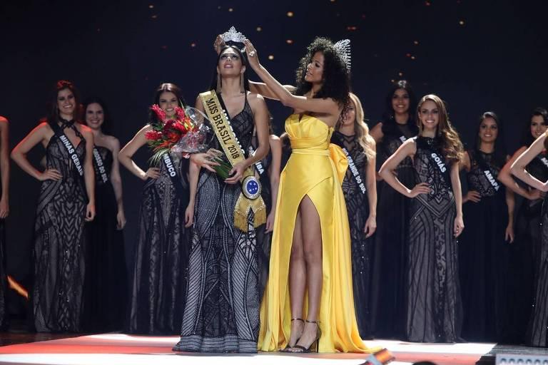 Mayra Dias, Miss Brasil 2018