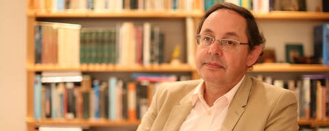 O economista Eduardo Giannetti Foto: Felix Lima/Folhapress ****EXCLUSIVO PARA  ESPECIAL  PROJETO REM-F  DO REPORTER FERNANDO CANZIAN****