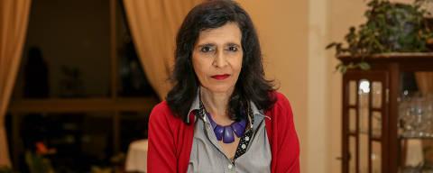 Porto Alegre, RS, BRASIL, 17.05.2018 - Marcia Barbosa, física da Universidade Federal do RS - UFRGS, que denúncia o sexismo e o assédio na academia. FOTO: MARCOS NAGELSTEIN