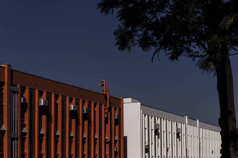 Campus da Unicamp, em Campinas (SP)