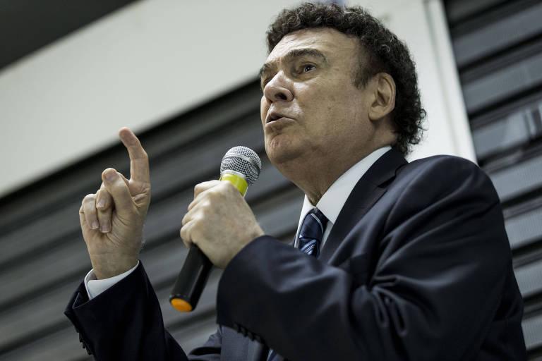 O deputado estadual Campos Machado (PTB)