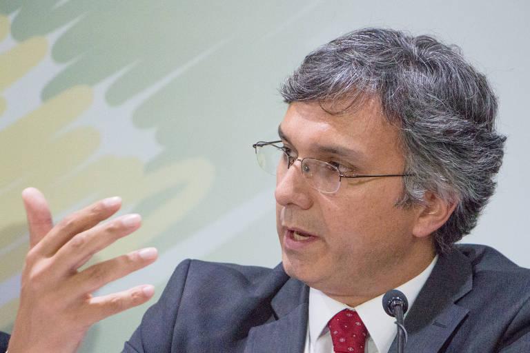 O ministro do Planejamento, Esteves Colnago Jr.