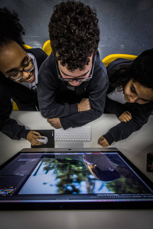 Inteligência artificial nas escolas