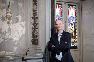 Alexander Kellner, diretor do Museu Nacional