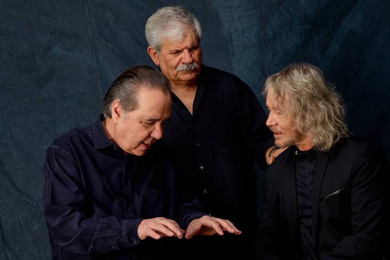 Edu Lobo, Dori Caymmi e Marcos Valle, ícones da segunda geração da bossa nova que lançam primeiro álbum juntos após 55 anos de amizade