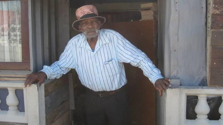 Fredie Blom, o candidato a homem mais velho do mundo
