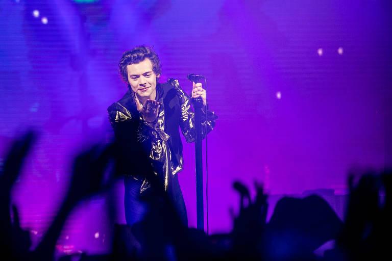 Harry Styles em São Paulo
