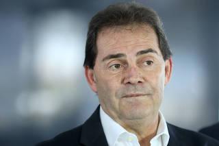 O presidente da Força Sindical, deputado Paulo Pereira da Silva