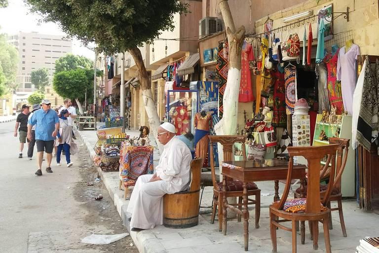 10 dias no Egito