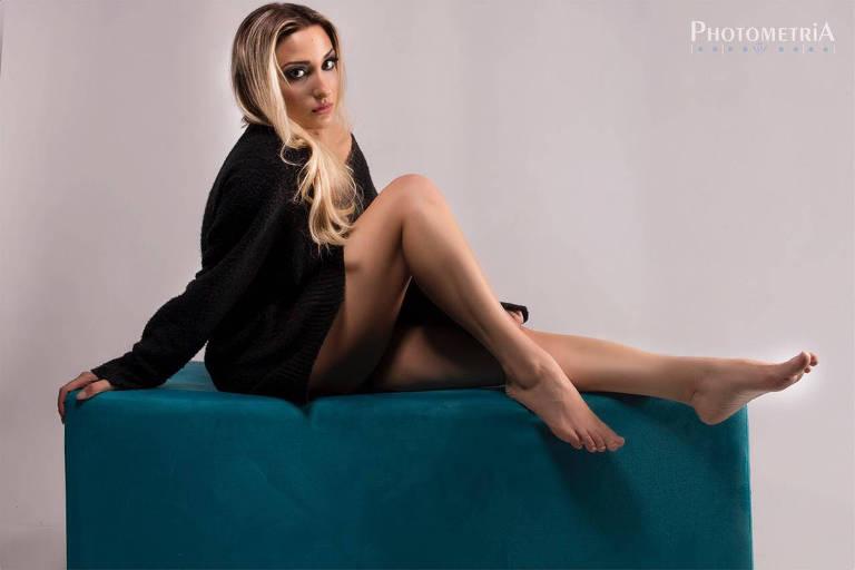 Neta de Carlos Alberto de Nóbrega, Dalila quer se dedicar a carreira de atriz