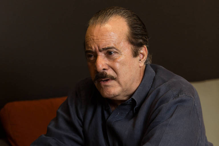 O ator Tony Ramos