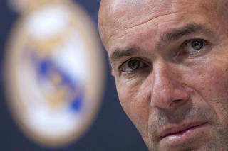Zinedine Zidane, Florentino Perez