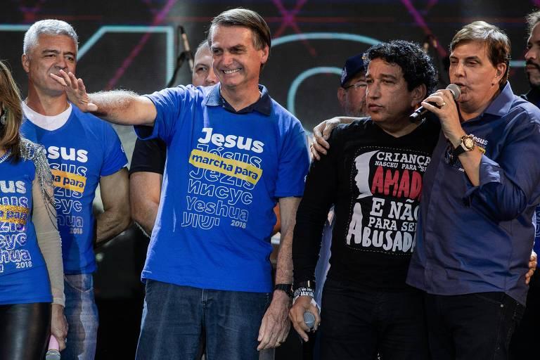 Marcha para Jesus 2018