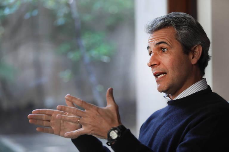 D'Avila, coordenador do programa de governo de Alckmin, em entrevista em São Paulo