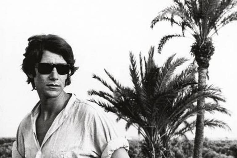 Yves Saint Laurent (em Marrakech) encarnava a imagem ideal dos anos 1960