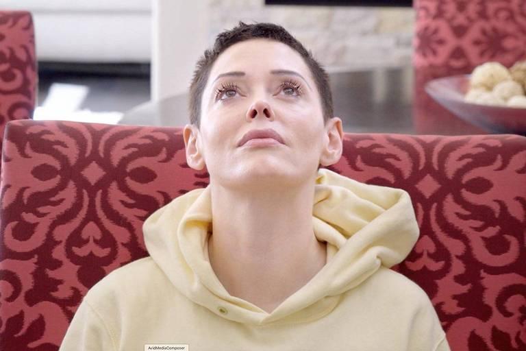 Rose McGowan foi umas primeiras atrizesa denunciar os abusos que sofreu de Harvey Weinstein