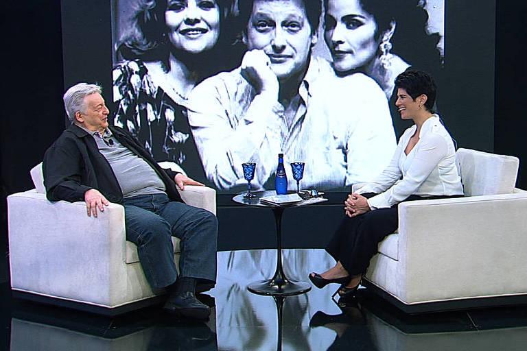"""Fulvio Stefanini sobre a dramaturgia: """"Não há muitos personagens para atores de mais idade"""""""