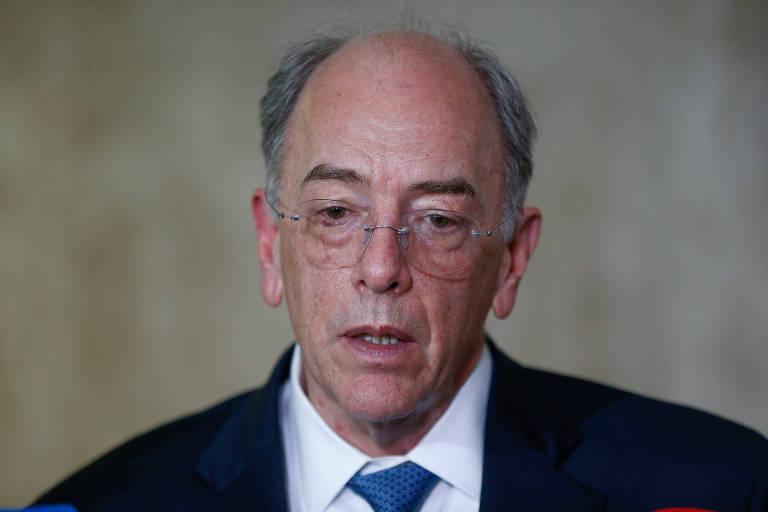 O ex-presidente da Petrobras Pedro Parente