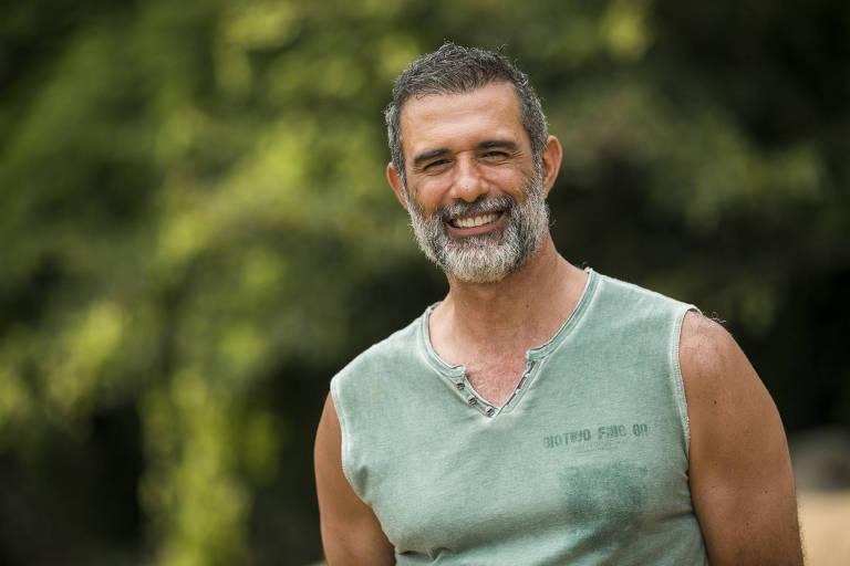 Marcos Pasquim terá barba cheia na próxima trama das sete da Globo