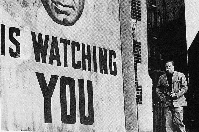 Adaptações de '1984', de George Orwell, para o cinema e o teatro