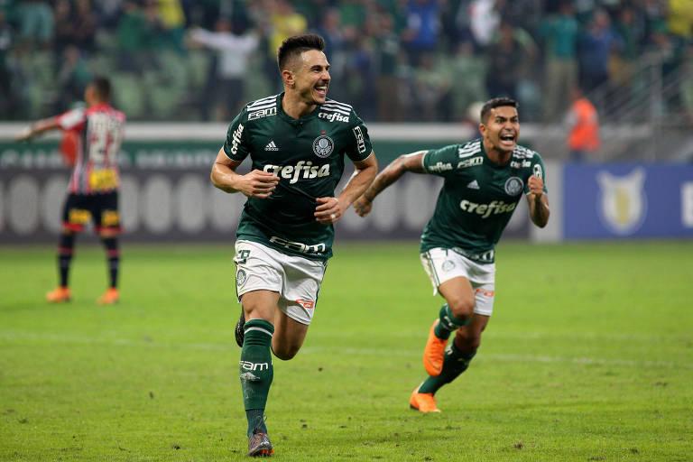 Palmeiras foi um dos clubes que fechou acorde de transmissão para TV fechada com o Esporte Interativo
