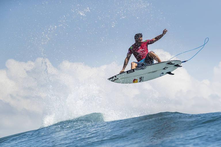 Ítalo Ferreira é de Baía Formosa, no Rio Grande do Norte, e nasceu em 1994