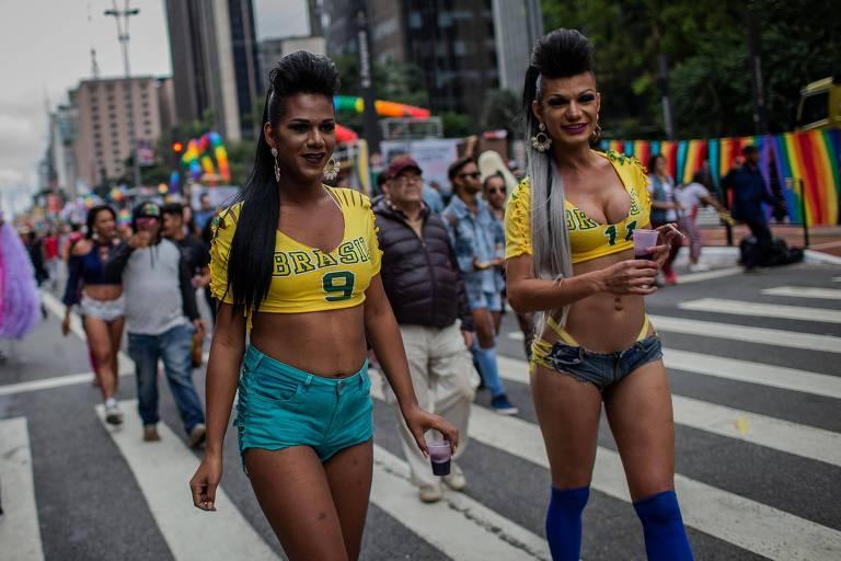 Parada do Orgulho LGBT 2018