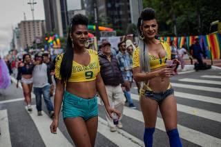 Parada LGBTQ