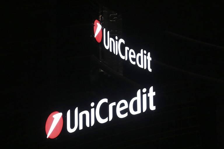 Banco italiano UniCredit planeja fusão com o francês Société Générale, afirma jornal