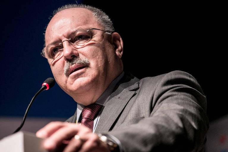Sergio Etchegoyen, ministro chefe do Gabinete de Segurança Institucional