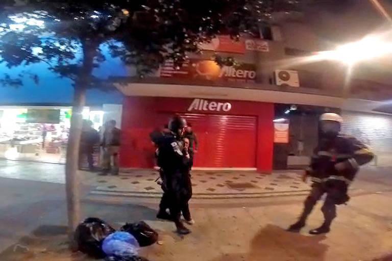 Refém é liberada após ação da polícia em Belo Horizonte