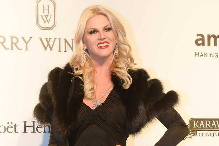 Val Marchiori é conhecida por ter participado do reality show Mulheres Ricas