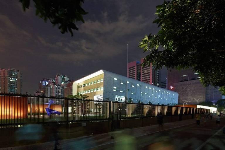 Consulado americano em Cantão