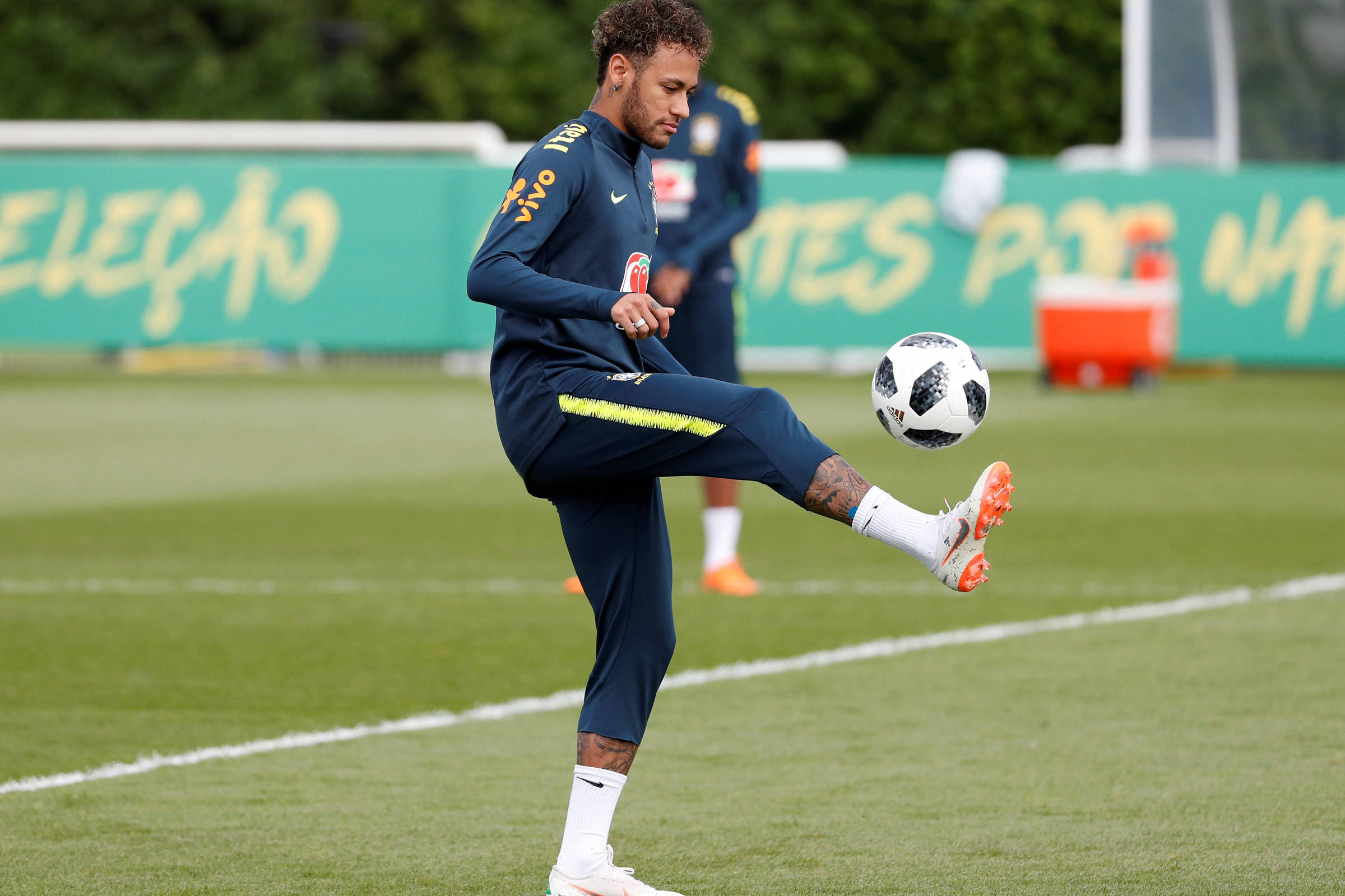 2cc1d2c451 Tite confirma Neymar como titular em último amistoso antes da Copa -  07 06 2018 - Esporte - Folha