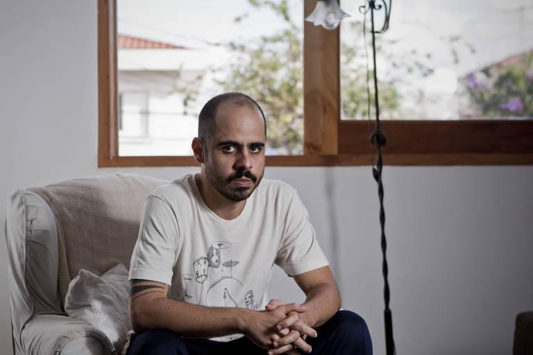 O músico Gui Amabis