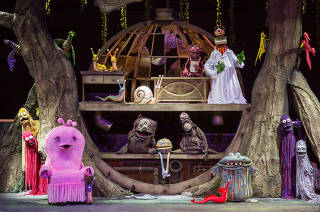 Série infantil de Cao Hamburguer, 'Que Monstro te Mordeu?' é adaptada para o teatro