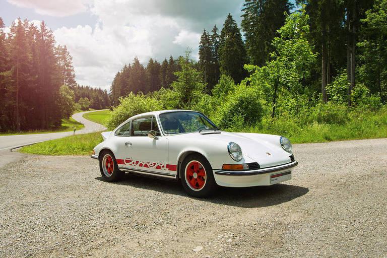 Porsche completa 70 anos