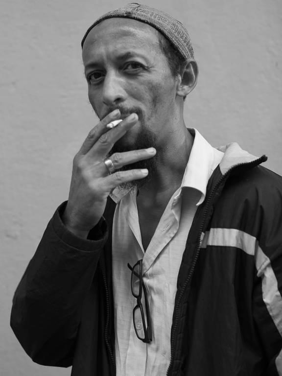 Retrato realizado por Bob Wolfenson em maio de 2018 para especial da Folha sobre mercado de Trabalho. ***EXCLUSIVO FOLHA***