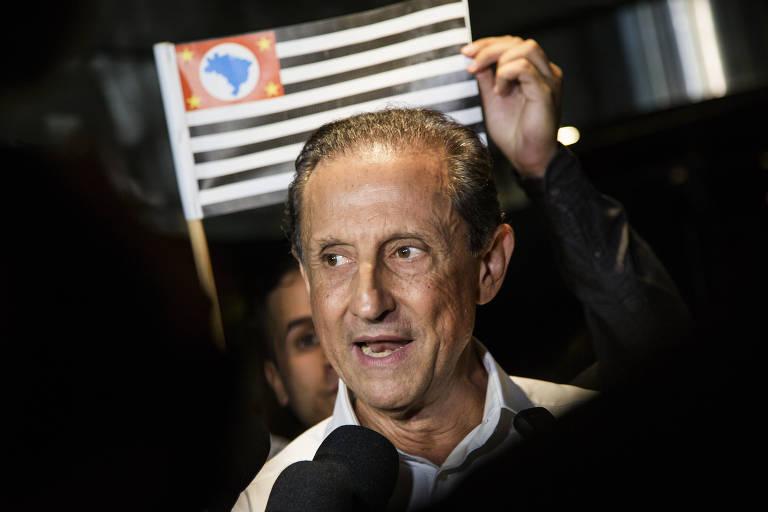 Paulo Skaf lançou candidatura ao governo de SP pelo MDB